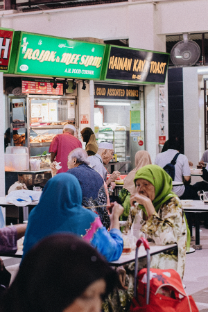 Singapore's Hawker Center Life / Singapore Food & Travel Guide by iHeartAlice.com - Travelblog & Lifestyleblog by Alice M. Huynh / Berlin, Germany