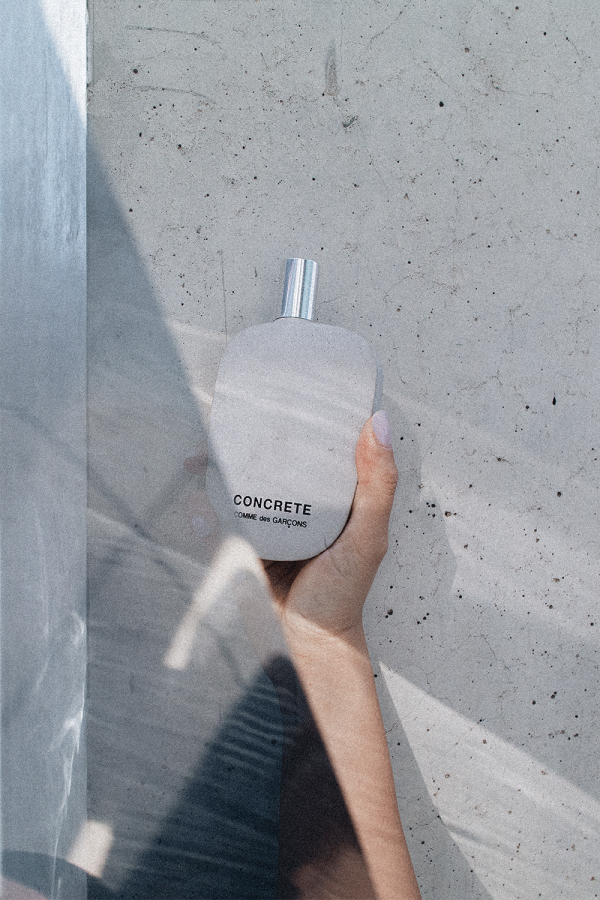 Comme des Garçons Concrete Parfume / Fragrance Editorial by iHeartAlice.com - Lifestyle & Travelblog by Alice M. Huynh