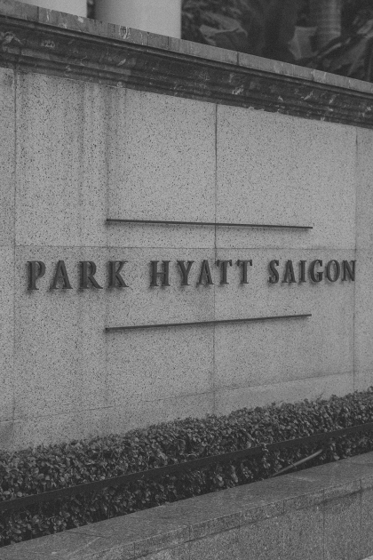 Park Hyatt Saigon in Ho Chi Minh City, Vietnam - Travel & Eat by Alice M. Huynh / Lifestyle & Travelblog iHeartAlice.com - Restaurant & Hotel Review