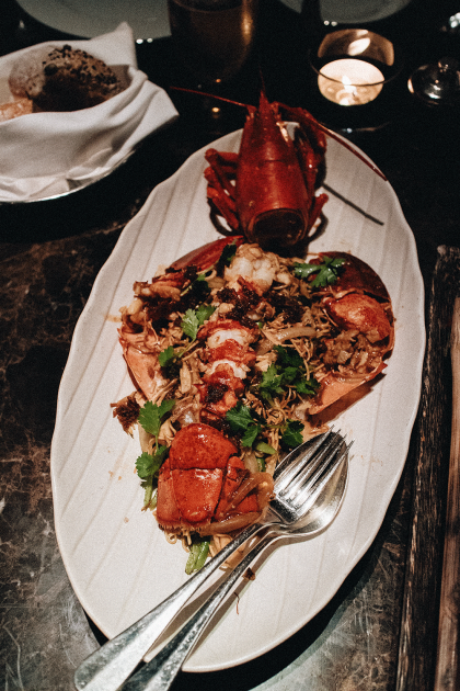 Square One Restaurant at Park Hyatt Saigon in Ho Chi Minh City, Vietnam - Travel & Eat by Alice M. Huynh / Lifestyle & Travelblog iHeartAlice.com - Restaurant & Hotel Review