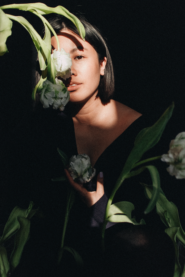 SelfPortrait Project 005 by Alice M. Huynh / Tulip Season Editorial - iHeartAlice.com / Lifestyle & Travelblog