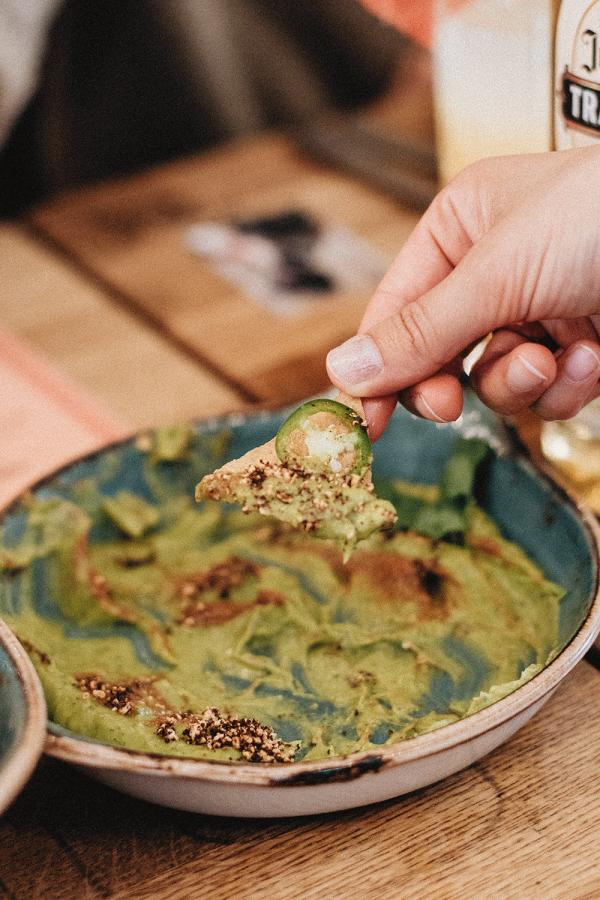 Food Pairing mit Jose Cuervo Tequila im Restaurant 'Mexikostrasse' in Hamburg