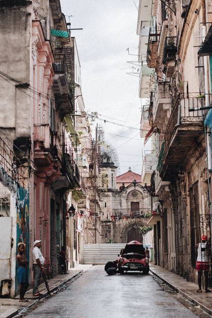 Why I travel in the words of Anthony Bourdain / Havana Streetlife - Cuba Travel Diary by Alice M. Huynh / iheartAlice.com - Travel & Lifestyleblog from Berlin, Germany