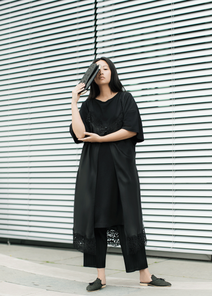 ABURY x Alice M. Huynh – all black everything Fair Fashion / Maison Margiela T-Shirt Dress / iHeartAlice.com – Travel, Style & Lifestyleblog
