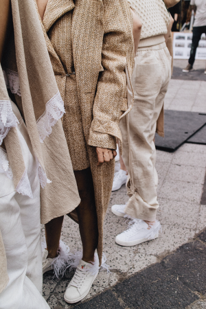 William Fan Spring / Summer 19 at Berlin Fashion Week - Backstage Behind The Scenes Photography by Alice M. Huynh / iHeartAlice.com - Travel, Lifestyle & Fashionblog