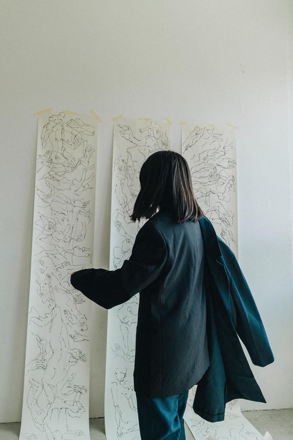 Uniqlo U Fall Winter Collection / Minimalist Unisex Look von Alice M. Huynh - Travel & Styleblog – iHeartAlice.com