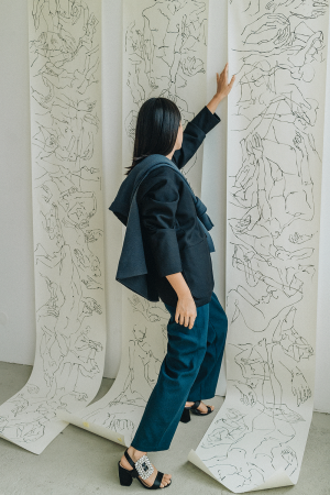 Uniqlo U Fall Winter Collection / Minimalist Unisex Look von Alice M. Huynh - Travel & Styleblog – iHeartAlice.com