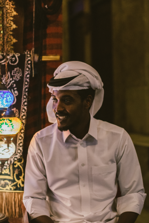 A Quick Guide to Qatar - Souk in Doha, Souq Waqif Travel Guide / iHeartAlice.com