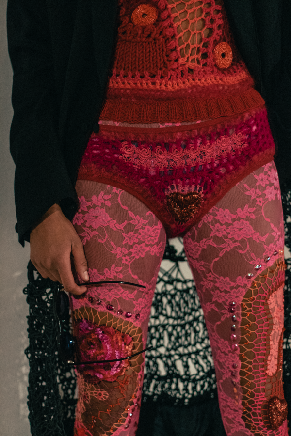 Lou De Betoly Fall / Winter 2019 - Backstage at Berlin Fashion Week F/W 19 by iHeartAlice.com – Travel, Lifestyle & Fashionblog by Alice M. Huynh / Before The Show