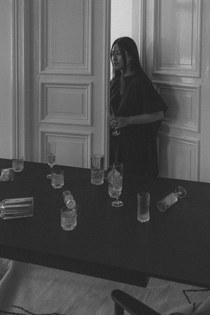Homestory: Dining Table TYMBER NORDYC by MYCS / Minimalist Interior Inspiration by Alice M. Huynh - Travel, Lifestyle & Fashionblog - iHeartAlice.com