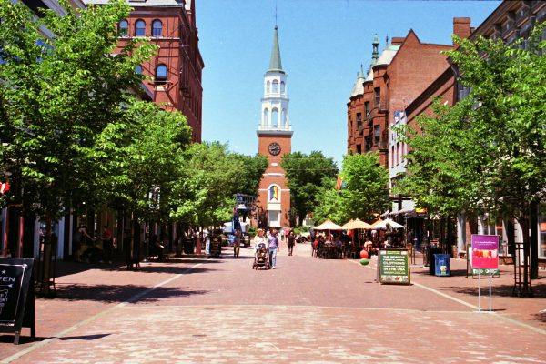 Eine Liebeserklärung an Burlington, Vermont / Quick Guide to Burlington - North England States, USA / iHeartAlice.com - Travel, Lifestyle & Foodblog