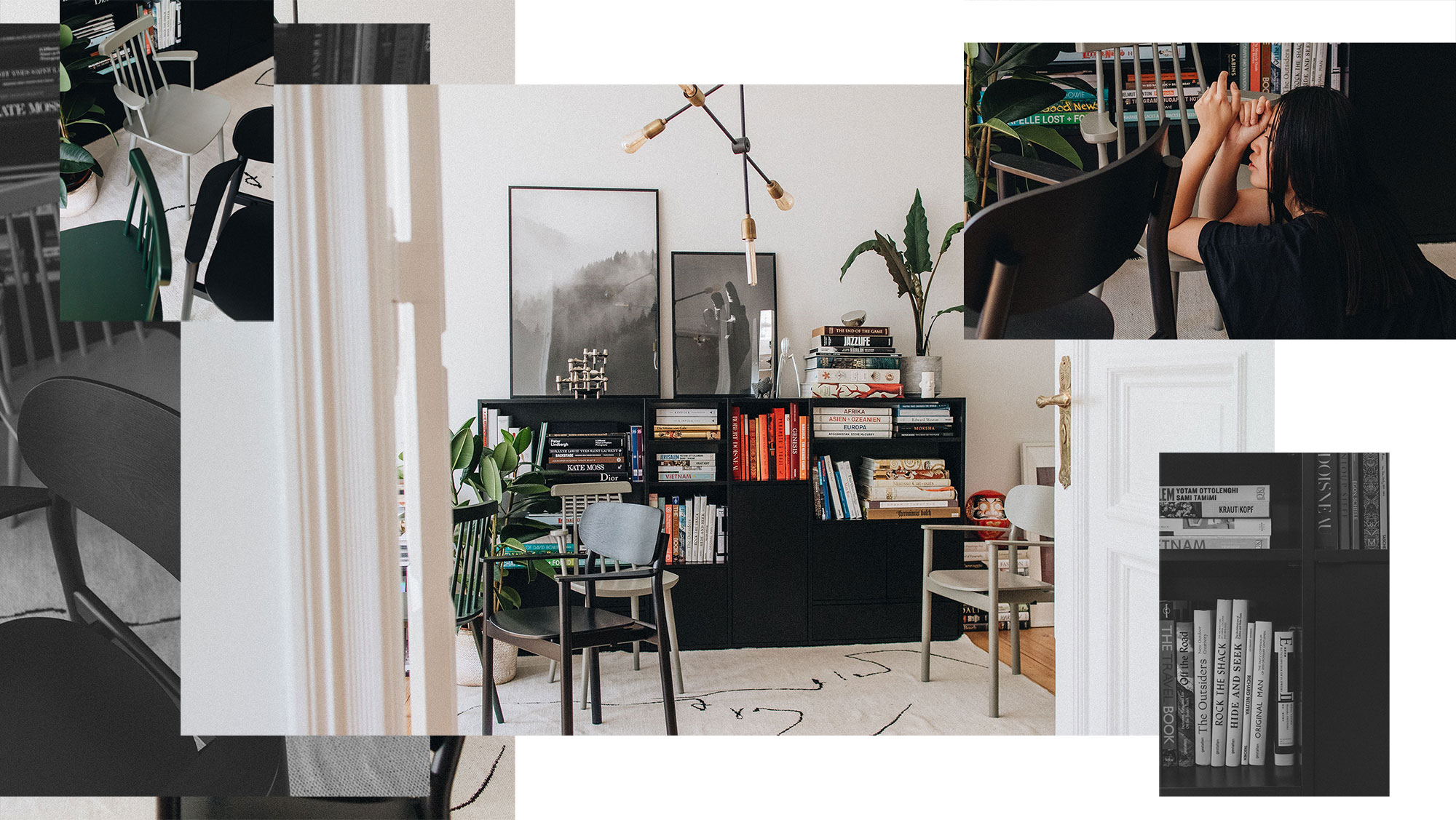Bookshelf Inspiration mit MYCS Regalsystem / Interior Homestory by Alice M. Huynh / iHeartAlice.com - Travel, Lifestyle & Fashionblog