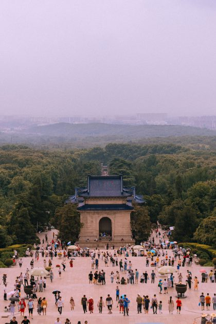 5 Must-See & Do in Nanjing, China 南京 / China Travel Guide by Alice M. Huynh - iHeartAlice.com