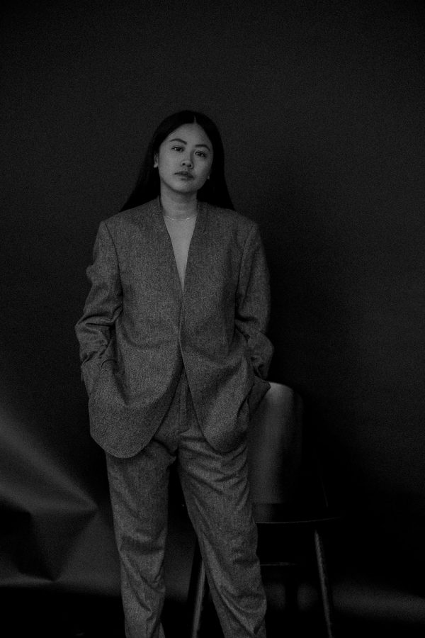 Grey Collarless Wool Cashmere Suit COS / Minimalist Modern Look by Alice M. Huynh - iHeartAlice.com / Lifestyle, Fashion, Food & Travelblog from Berlin