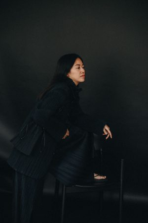 Issey Miyake Homme Jacket & Pleats Please / Minimalist Look by Alice M. Huynh - Travel, Lifestyle, Fashion & Foodblog / iHeartAlice.com