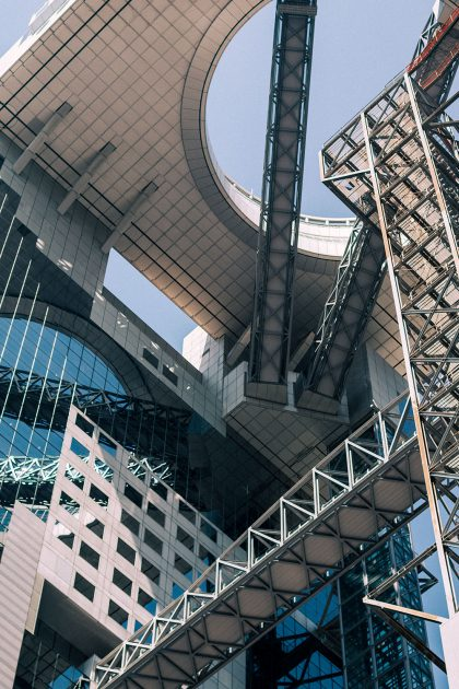 Umeda Sky Building / 8 Reasons Why You Should Visit Osaka 大阪市 – A Quick Travel Guide to Osaka, Japan by iHeartAlice.com – Travel, Lifestyle, Style & Foodblog by Alice M. Huynh