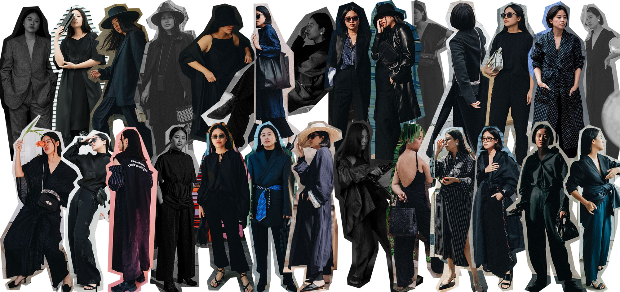 All Black Everything Looks of 2019 by Alice M. Huynh / iHeartAlice.com - Travel, Lifestyle & Fashionblog