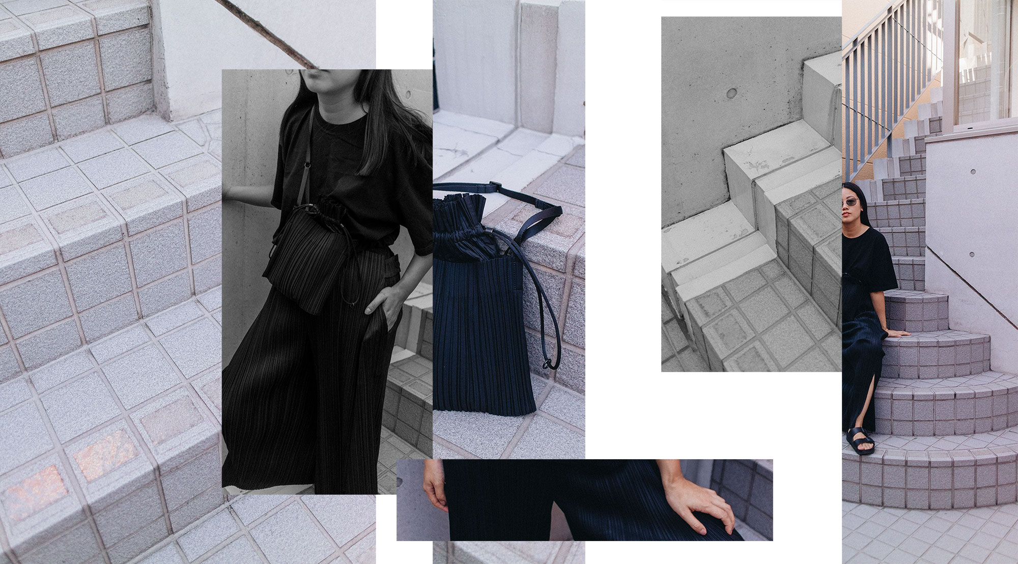 All Over Issey Miyake Pleats Please by Alice M. Huynh / iHeartAlice.com - Travel, Lifestyle, Food & Fashion Blog