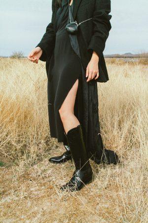 Prada Marfa - Texas Travel Diary / All Black Everything Cowboy Look - iHeartAlice.com / Travel, Lifestyle, Fashion & Foodblog
