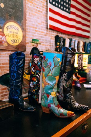 Cowboy Boots Factory - Rocketbuster & Lucchese / A Quick Travel & Food Guide To El Paso – 8 Reasons You Should Visit El Paso, Texas - Travel Diary by iHeartAlice.com - Lifestyle, Travel, Fashion & Foodblog by Alice M. Huynh / Texas Travel Guide