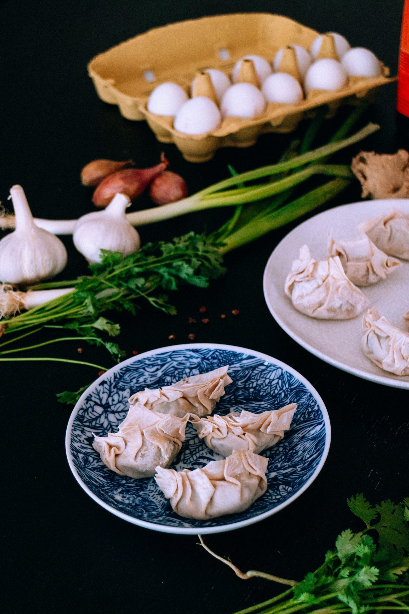 Juicy Pork & Shrimp Dumplings Recipe / Authentische Schweine-Shrimp Dumplings Rezept für zu Hause / iHeartAlice.com - Travel, Lifestyle, Food & Fashionblog by Alice M. Huynh / Chinese Dumplings (Dim Sum)