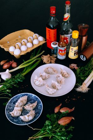 Juicy Pork & Shrimp Dumplings Recipe / Authentische Schweine-Shrimp Dumplings Rezept für zu Hause / iHeartAlice.com - Travel, Lifestyle, Food & Fashionblog by Alice M. Huynh / Chinese Dumplings (Dim Sum)