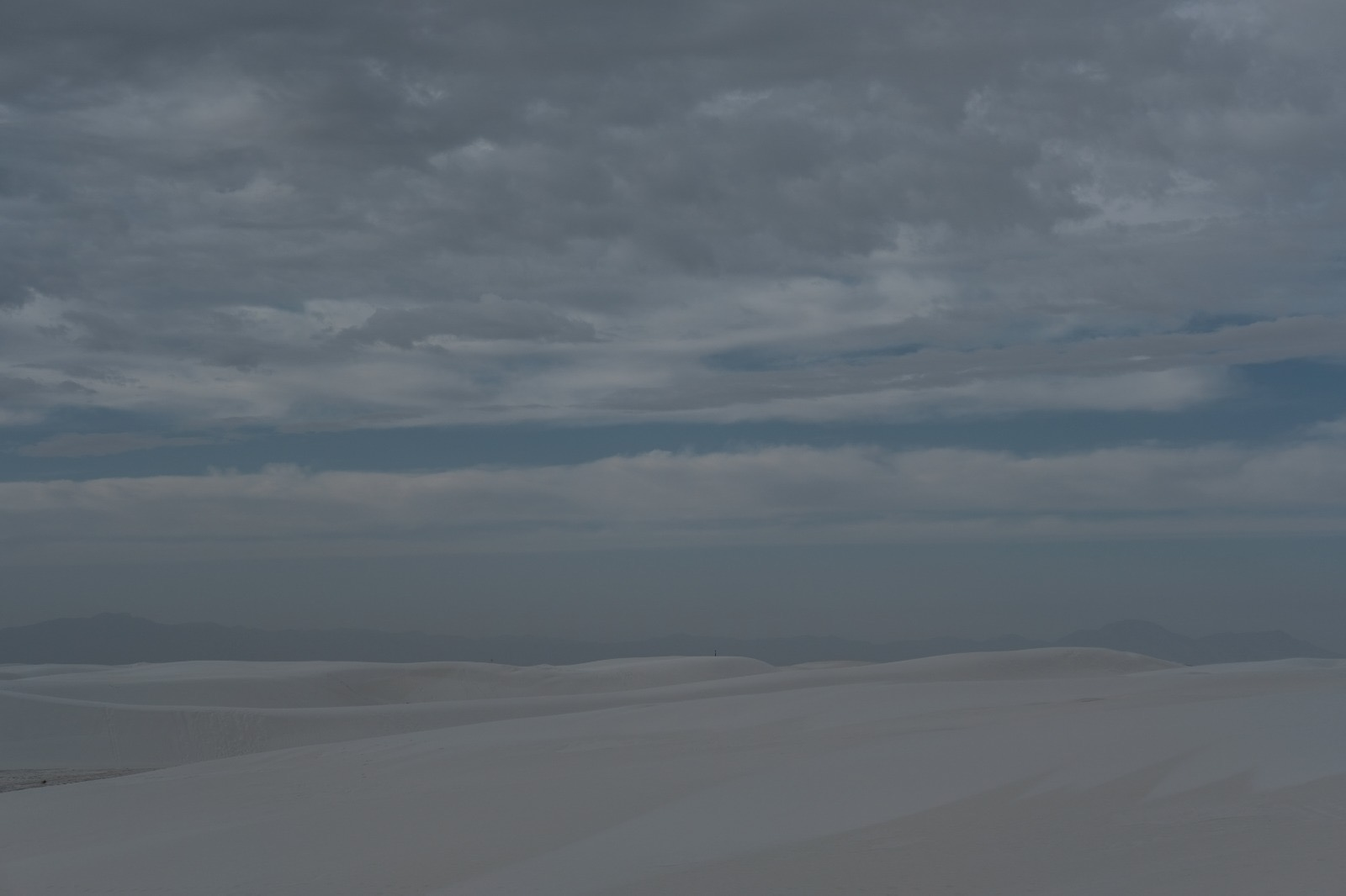 White Sands Nationalpark in New Mexico, close to El Paso, TX / Photo by teetharejade.com