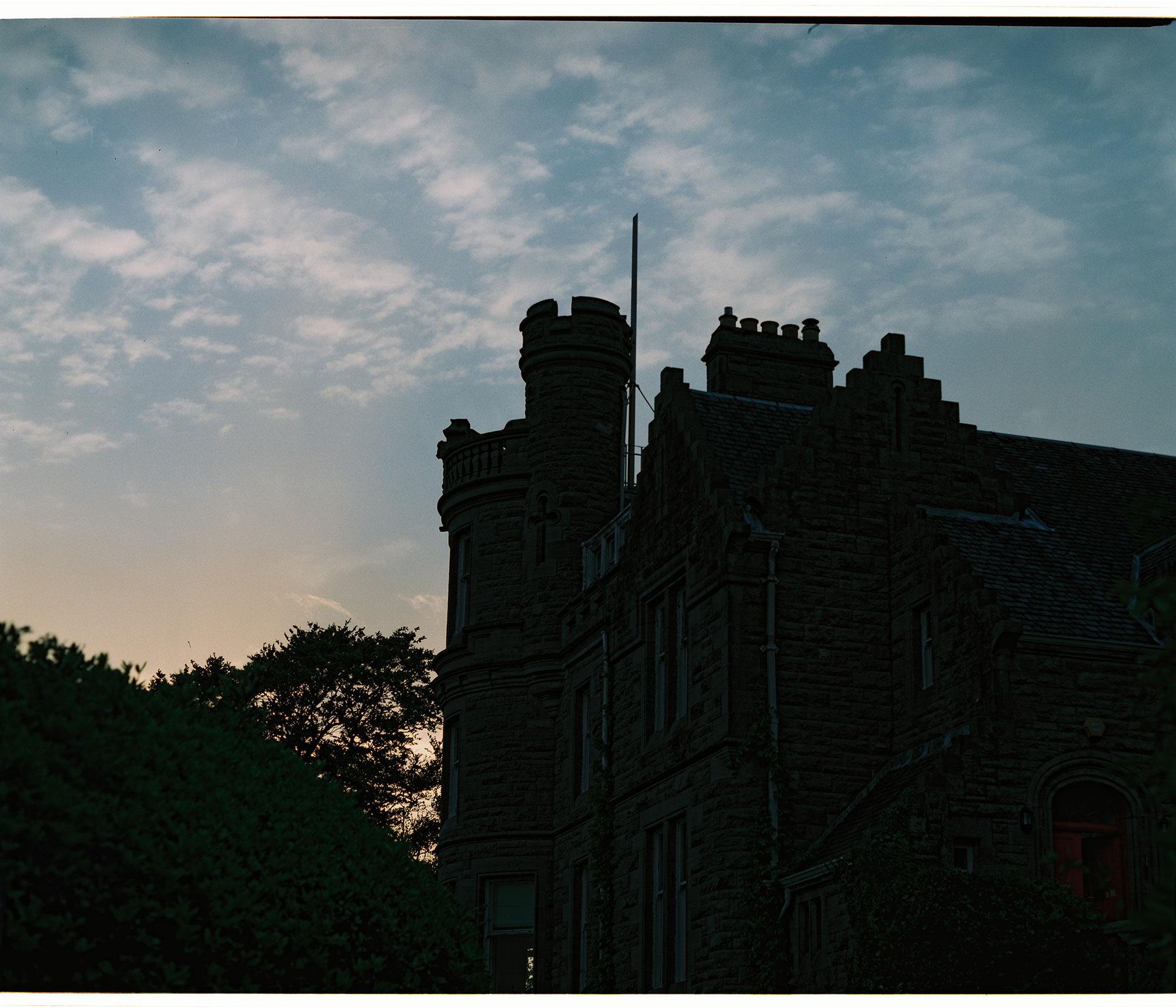 Analog Travel Diary from Scotland shot w/ Mamiya RB67 on Fuji Pro 400H