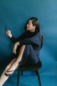 Filippa K Cherice Dress & Rhinestone Earclips – Festive Holiday Look by iHeartAlice.com – Travel, Lifestyle & Fashionblog by Alice M. Huynh / Based in Berlin, Germany – Minimalist Fashionlook