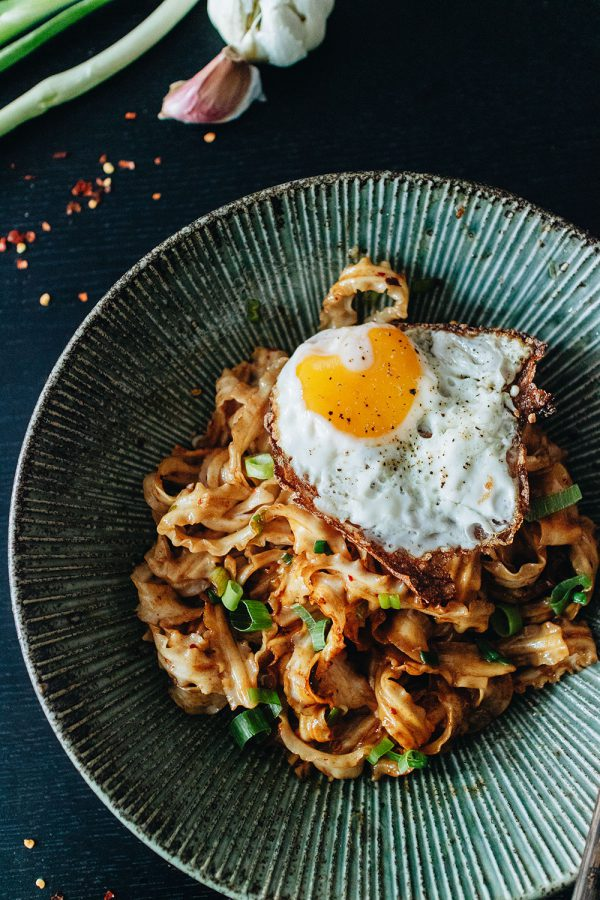 Sichuan Chili Oil Noodles Rezept in 10 Minutes – Authenthic Chinese Food / Chinesische Gerichte kochen mit iHeartAlice.com – Travel, Lifestyle & Foodblog by Alice M. Huynh / Berlin, Germany