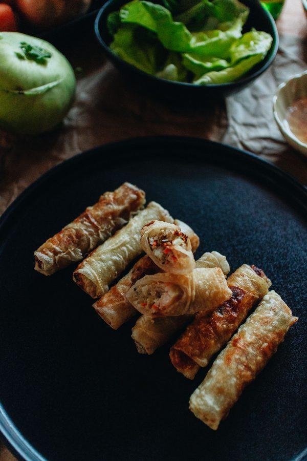 Mama's Chả Giò - Vietnamesische Frühlingsrollen Rezept / Authenthisch Vietnamesisch Kochen mit iHeartAlice.com – Travel, Lifestyle & Foodblog by Alice M. Huynh