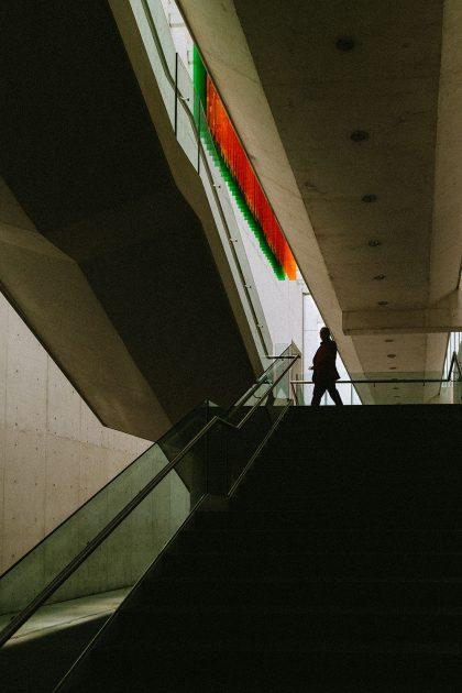 Inside MUAC – Museo Universitario Arte Contemporáneo / Mexico-City / CDMX Travel Guide by Alice M. Huynh - iHeartAlice.com Travel, Fashion & Lifestyleblog / Mexico Travel Diary