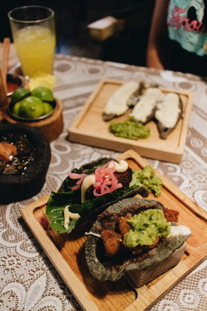 A Food Guide To Mexico City / CDMX Travel Guide by Alice M. Huynh - iHeartAlice.com Travel, Fashion & Lifestyleblog / Mexico Travel Diary – Where To Eat in Mexico-City?