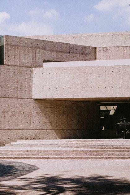 Inside Museo Tamayo in Mexico-City / CDMX Travel Guide by Alice M. Huynh - iHeartAlice.com Travel, Fashion & Lifestyleblog / Mexico Travel Diary – Museo Tamayo Arte Contemporáneo
