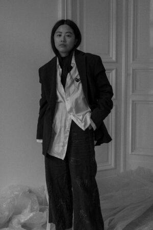 Comme des Garçons Collar Shirt & Paloma Wool Linen Trousers – iHeartAlice.com / Travel, Lifestyle & Fashionblog Berlin, Germany