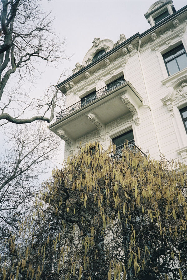 Analog Memories from Wiesbaden on Nikon L35 AF2 KodakPortra / Travel, Lifestyle & Fashionblog by Alice M. Huynh