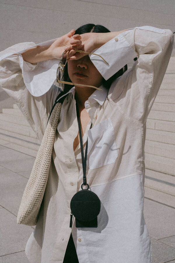 Linen Cotton Blouse & Chunky Flatforms / Simple Summer Look by Alice M. Huynh – German Travel, Lifestyle & Fashionblog / iHeartAlice.com