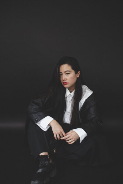 Yohji Yamamoto Wool Skirt & Comme des Garcons Shirt / Androgynous Look by Alice M. Huynh – iHeartAlice.com / German Travel Lifestyle & Fashionblog based in Berlin