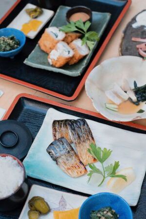 Japanese Lunch at Sasaya Berlin / Berlin Food Guide – Authentich Japanese Food / iHeartAlice.com – Travel, Style & Food Blog by Alice M. Huynh
